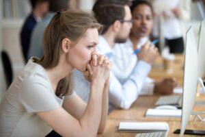 Online meeting Ascender The Working Life Company - Psychologen voor WerkVitaliteit